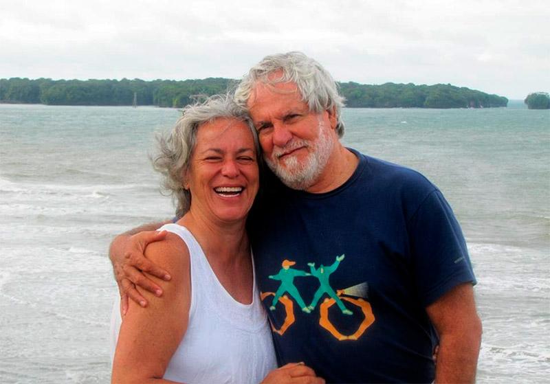 jose maria borrero y su esposa